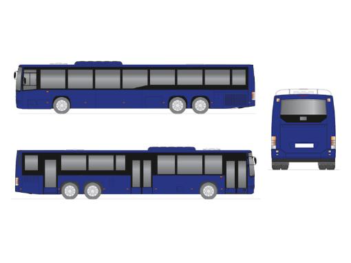 Kokoteipattu | Bussimainonta | Ulkomainosyhtiö Laulava Ovipumppu