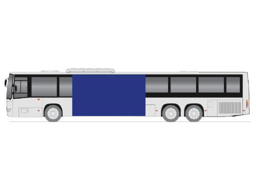 Maksiparaati | Bussimainonta | Ulkomainosyhtiö Laulava Ovipumppu