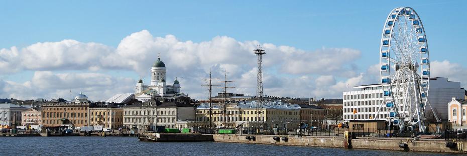 Helsinki | Ulkomainosyhtiö Laulava Ovipumppu