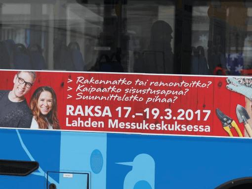 Lahden Messut | Referenssi | Ulkomainosyhtiö Laulava Ovipumppu