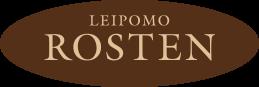 Leipomo Rosten logo